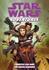 Star Wars Adventures: Princess Leia and the Royal Ransom image