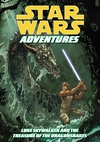 Star Wars Adventures: Luke Skywalker and the Treasure of the Dragonsnakes image