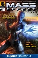 Mass Effect: Redemption #1-#4 Bundle image