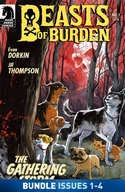 Beasts of Burden #1-#4 Bundle image