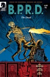 B.P.R.D.: The Dead #1 image