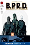 B.P.R.D.: Hollow Earth #1-#3 Bundle image
