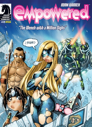 Empowered Special #1: The Wench with a Million Sighs image