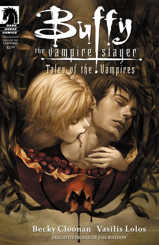 Tales Of The Vampires Issue 40