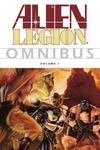 Alien Legion® Omnibus Volume 1 image