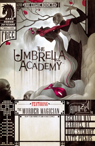 The Umbrella Academy #0 image