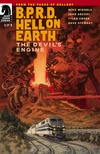 B.P.R.D. Hell on Earth: The Devil's Engine #1 image