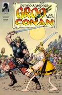 Groo vs. Conan #1-4 image