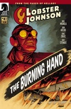 Lobster Johnson: The Burning Hand #4 image