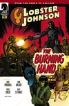Lobster Johnson: The Burning Hand #5 image