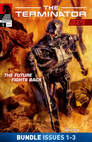 The Terminator: 2029 #1-#3 Bundle image