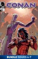 Conan #4-#7 Bundle image