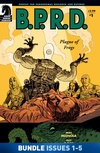 B.P.R.D.: Plague of Frogs #1-#5 Bundle image