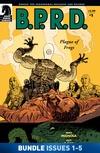 B.P.R.D.: Plague of Frogs #1-#5 Bundle image