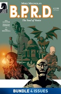 B.P.R.D.: The Soul of Venice and Other Stories Bundle image