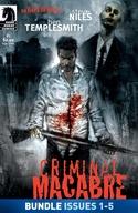 Criminal Macabre: A Cal McDonald Mystery #1-#5 Bundle image