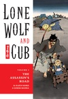 Lone Wolf and Cub Volumes 1-4 Bundle image