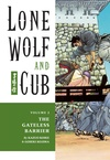 Lone Wolf and Cub Volume 2: The Gateless Barrier image