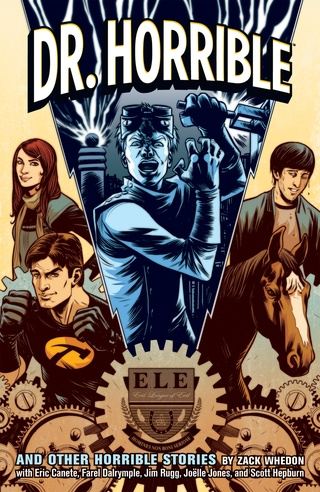 Dr. Horrible and Other Horrible Stories image