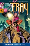 Joss Whedon's Fray #1-#4 Bundle image