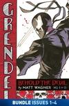 Grendel: Behold the Devil #1-#4 Bundle image