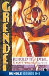 Grendel: Behold the Devil #5-#8 Bundle image
