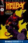 Hellboy: Seed of Destruction #1-#4 Bundle image