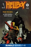 Hellboy: Wake the Devil #1-#5 Bundle image