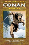 Chronicles of Conan vol. 1: Tower of the Elephant and Other Stories image