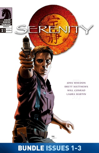 Serenity: Those Left Behind #1-#3 Bundle image