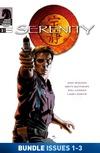 Serenity: Those Left Behind #1-#3 Bundle image