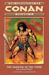 Chronicles of Conan vol. 5 The Shadow in the Tomb and Other Stories image
