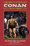 Chronicles of Conan Volume 12: The Beast King of Abombi and Other Stories image