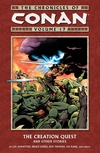 The Chronicles of Conan Volume 17: The Creation Quest and Other Stories image