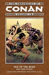 The Chronicles of Conan Volume 18: Isle of the Dead and Other Stories image