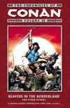 The Chronicles of Conan Volume 22: Reavers In the Borderland and Other Stories image