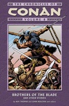 The Chronicles of Conan Volume 8: Brothers of the Blade and Other Stories image