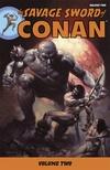 The Savage Sword of Conan Volume 2 TPB image
