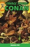 Savage Sword of Conan Volume 5 image