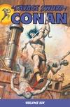 The Savage Sword of Conan Volume 6 image