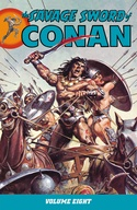 The Chronicles of Conan Volume 10: When Giants Walk the Earth and Other Stories image