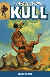 Savage Sword of Kull Volume 1 image