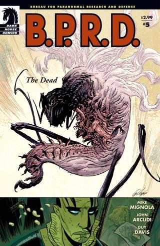 B.P.R.D.: The Dead #5 image