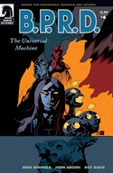 B.P.R.D.: The Universal Machine #4 image