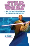 Star Wars: Clone Wars Vol. 1—Defense of Kamino (Spanish Edition) image