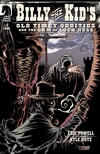 Billy the Kid's Old Timey Oddities and the Orm of Loch Ness #1-#4 Bundle image