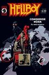 Hellboy: Conqueror Worm #1 image