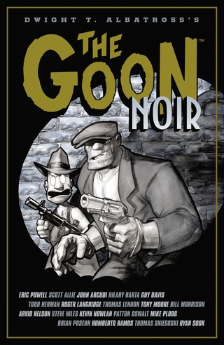 Ghost: In The Smoke and Din #1 image