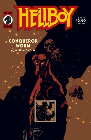 Hellboy: Conqueror Worm #3 image