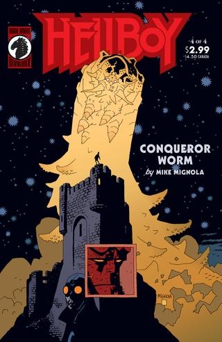Hellboy: Conqueror Worm #4 image